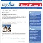 CagliariPad - 24 Settembre 2012