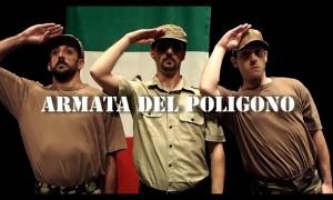 Armata del poligono