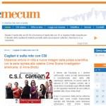 Cinemecum - 6 Novembre 2013