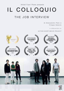Il colloquio - the job interview - Locandina